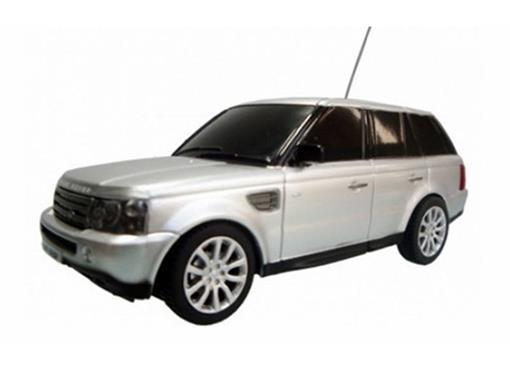 Land Rover: Range Rover Sport - Prata - Controle Remoto - 1:43