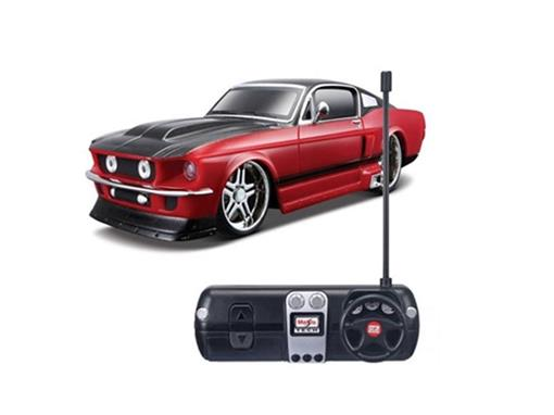 Ford: Mustang GT (1967) - Controle Remoto - 1:24