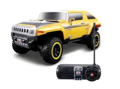 Hummer: HX Concept (2008) - Controle Remoto - 1:24