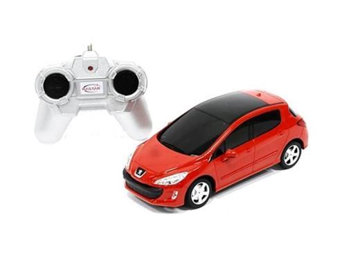 Peugeot: 308 - Vermelho - Controle Remoto - 1:24