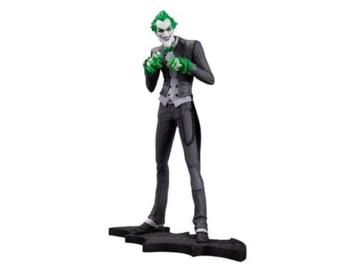 Estátua The Joker (O Coringa) - Batman Arkham City - DC