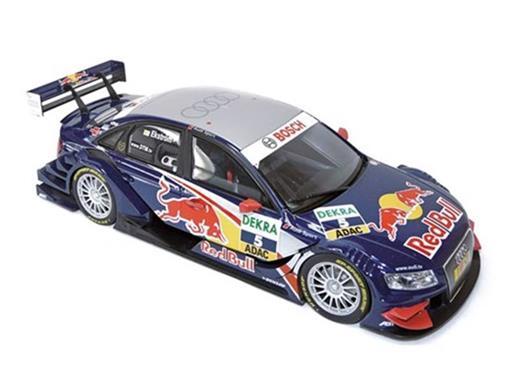 Audi: A4 Sport Team #5 Red Bull - M. Ekström - DTM 2009 - 1:18