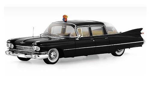 Cadillac: Limousine Bubble-top