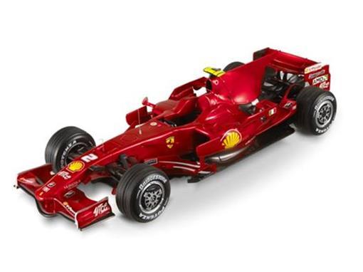 Ferrari: F2008 F. Massa - Europe GP 2008 - 1:18