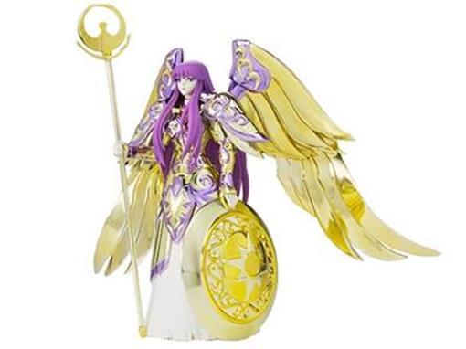Boneco Deusa Athena - Cavaleiros do Zodíaco - Bandai