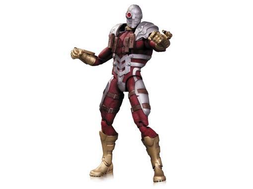 Boneco Deadshot (Pistoleiro) - Suicide Squad - DC Collectibles