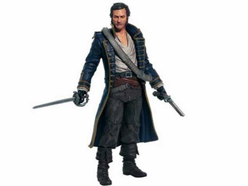 Boneco Benjamin Hornigold - Assassin's Creed - S1 - McFarlane