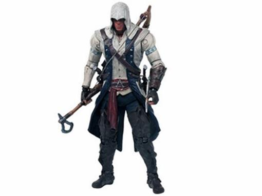 Boneco Connor - Assassin's Creed - Série 1 - McFarlane Toys