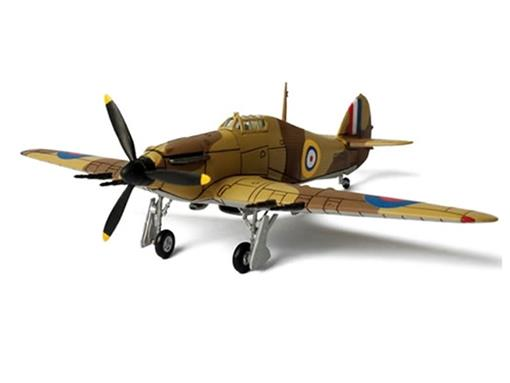 British Army: Hawker Hurricane Mk II (Egypt, 1940) - 1:72
