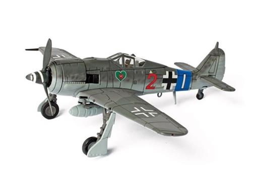 German Army: Focke-Wulf Fw 190A (France, 1944) - 1:72