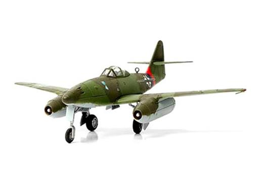 German Army: Messerschmitt Me 262A (Germany, 1945) - 1:72