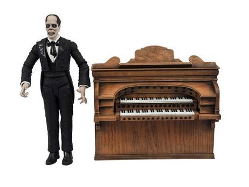 Boneco The Phantom of The Opera - Universal Monsters