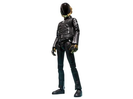 Boneco do músico Guy-Manuel de Homem-Cristo (Daft Punk)
