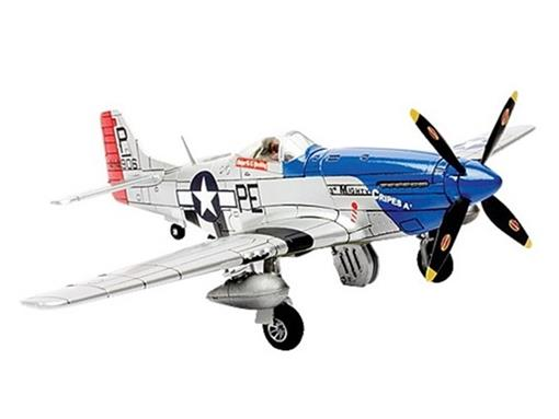 US Army: North American P-51D Mustang (England, 1944) - 1:72