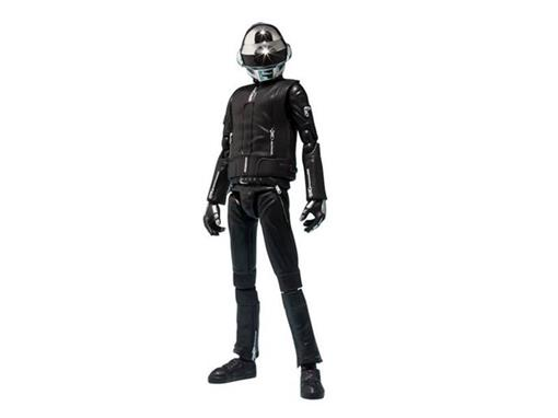 Boneco do músico Thomas Bangalter (Daft Punk) - Bandai