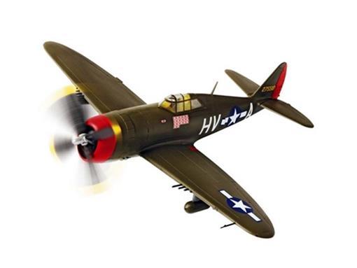 US Army: P-47D Thunderbolt  (1943) - 1:72