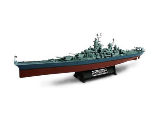 US Navy: Missouri BB-63 (Tokyo Bay, 1945) - 1:700