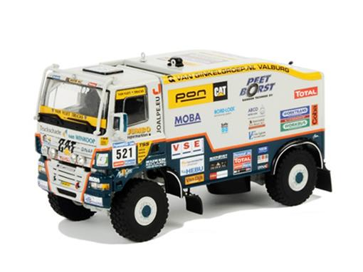 GINAF: Dakar Rally #521 -