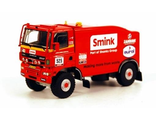 GINAF: Rally Truck #525 -