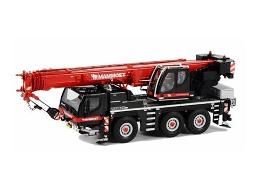Liebherr: Guindaste LTM 1050 -