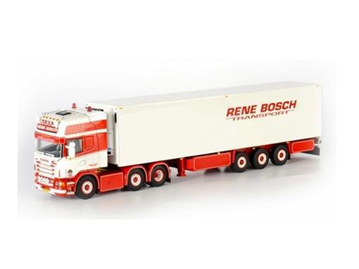 Scania: R Topline 3 Eixos -