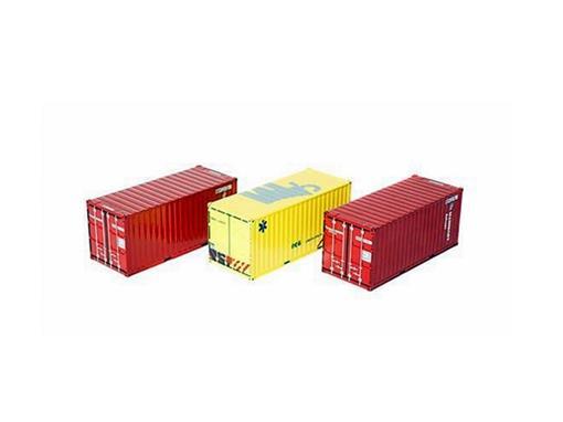 Set c/ 3 Container -
