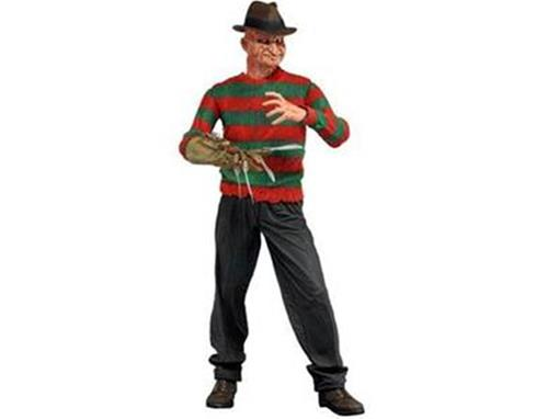Boneco Freddy Krueger - A Nigthtmare On Elm Street - Neca