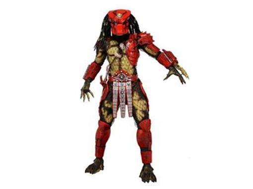 Boneco Big Red Predador - Predador - 1:4