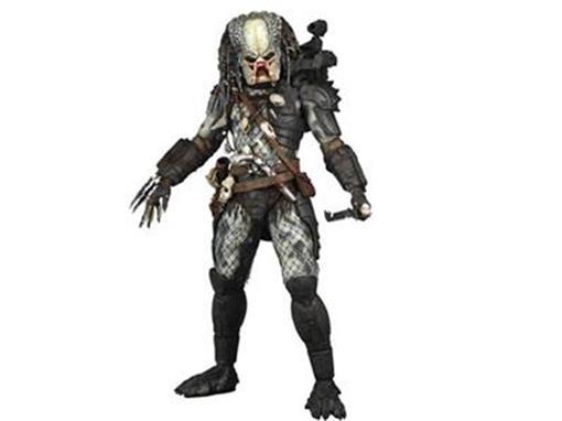 Boneco Elder Predador - Predador 2 - 1:4 - Neca