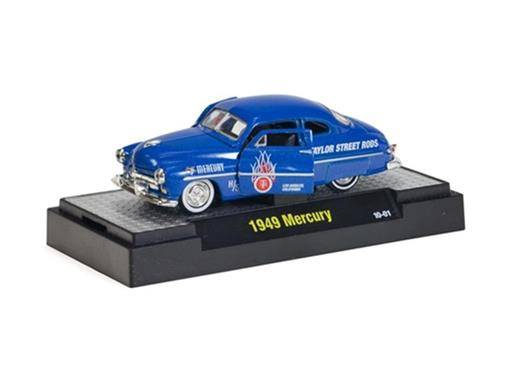 Ford: Mercury (1949) - Auto Drags - 1:64