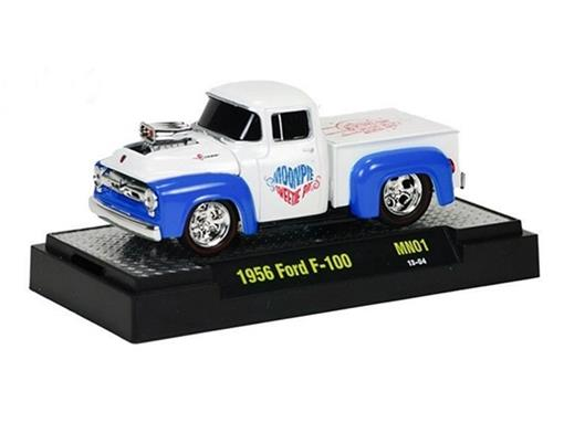 Ford: F-100 (1956) - Moon Pie - 1:64