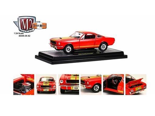 Ford: Shelby GT350H (1966) - Vermelho - Shelby - 1:64