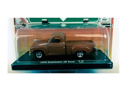 Studebaker 2R Truck (1950) - Marrom - Auto Drivers - 1:64