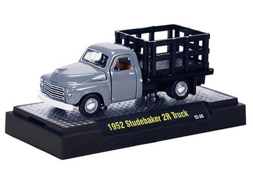Studebaker: 2R Truck (1952) - Detroit Cruisers - 1:64
