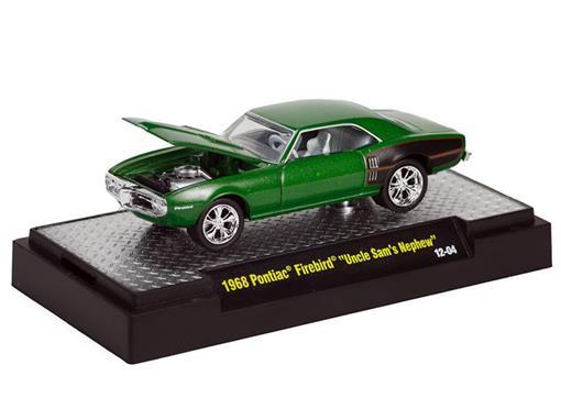 Pontiac: Firebird (1968) U Sam's Nephew - Verde - Foose - 1:64