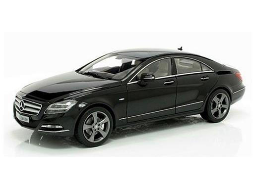 Mercedes Benz: CLS 350 Coupé - Preta - 1:18