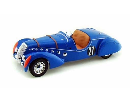 Peugeot: 302 Darl'Mat Le Mans (1937) - 1:18