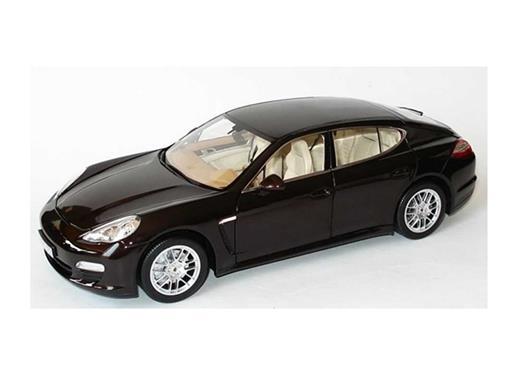 Porsche: Panamera S 2009 - Marrom Escuro  - 1:18