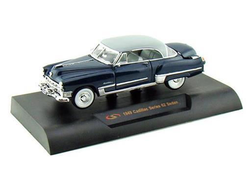 Cadillac: Series 62 Sedan (1949) - Azul - 1:32