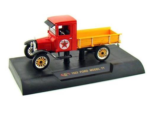 Ford: Model TT Texaco Truck (1923) - Vermelho - 1:32
