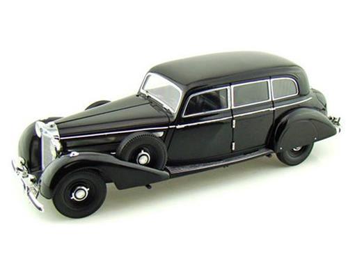 Mercedes-Benz: 770K (1938) - Preto - 1:18