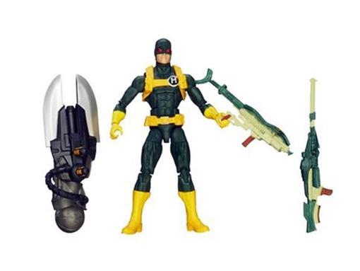 Boneco Agente de Hydra Capitão América - Marvel Legends - Hasbro