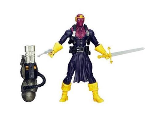 Boneco Baron Zemo - Capitão América - Marvel Legends - Hasbro