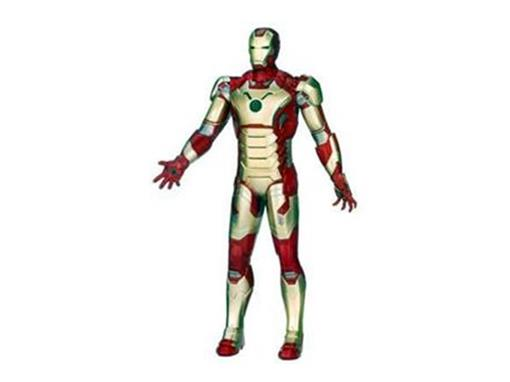 Boneco Marvel Iron Man 3 - Iron Man - Arc Strike - Hasbro