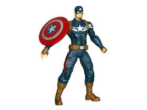 Boneco Capitão América The Winter Soldier - Eletrônico - Hasbro