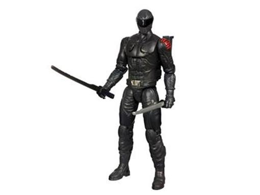 Boneco G.I Joe Retaliation - Snake Eyes - Hasbro