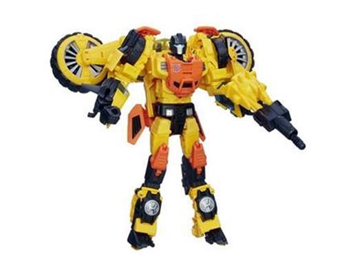 Boneco Transformers Sandstorm - Hasbro