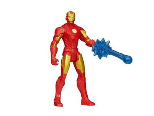 Boneco Iron Man- Avengers Assemble - 3.75