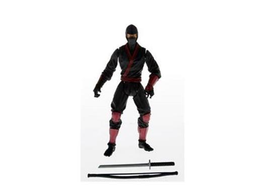 Boneco Ninja Shadow Strike - Wolverine Imortal - 3.75