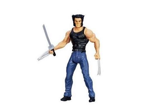 Boneco Logan Hero Blade - Wolverine Imortal - 3.75